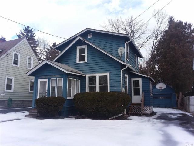 238 Kimber Avenue, Syracuse, NY 13207 (MLS #S1176874) :: BridgeView Real Estate Services