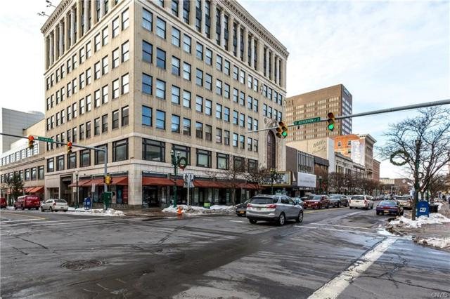108 W Jefferson Street #606, Syracuse, NY 13202 (MLS #S1176974) :: Thousand Islands Realty