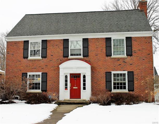 115 Sedgwick Road, Syracuse, NY 13203 (MLS #S1177357) :: BridgeView Real Estate Services