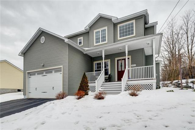 4451 Cleveland Rd, Onondaga, NY 13215 (MLS #S1177499) :: BridgeView Real Estate Services