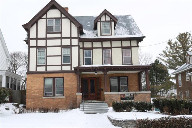 321 Highland Avenue, Syracuse, NY 13203 (MLS #S1177878) :: BridgeView Real Estate Services