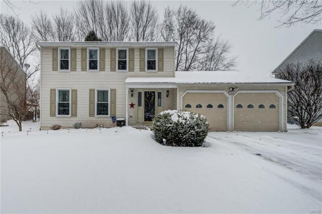 7506 Meadow Wood Drive, Clay, NY 13212 (MLS #S1177959) :: The Rich McCarron Team