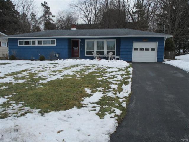 346 Northfield Way, Camillus, NY 13031 (MLS #S1178142) :: BridgeView Real Estate Services