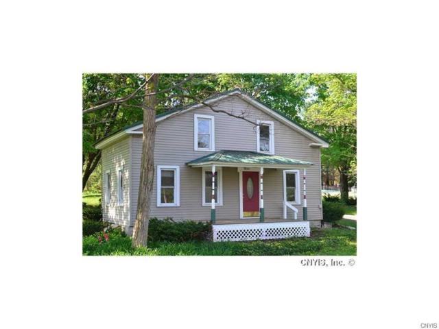 2272 Cherry Valley Turnpike, Marcellus, NY 13108 (MLS #S1178207) :: The Chip Hodgkins Team