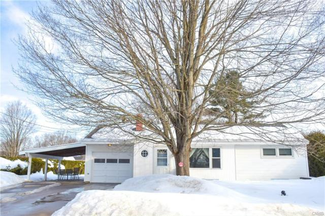 6309 Pleasant Drive, Lee, NY 13440 (MLS #S1178390) :: BridgeView Real Estate Services