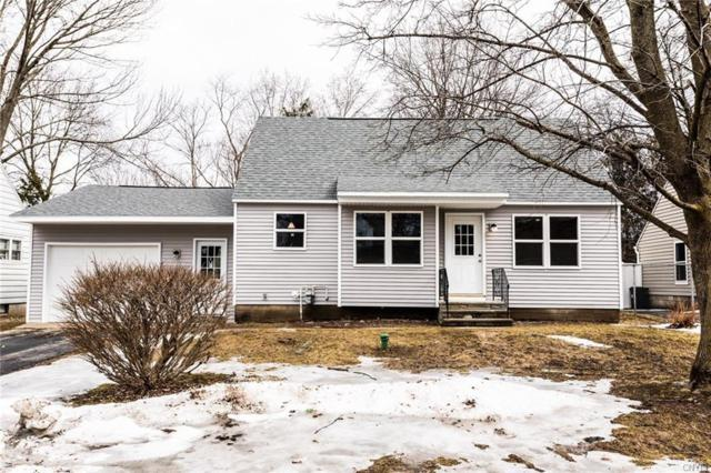 126 Crystal Drive, Clay, NY 13212 (MLS #S1178714) :: BridgeView Real Estate Services