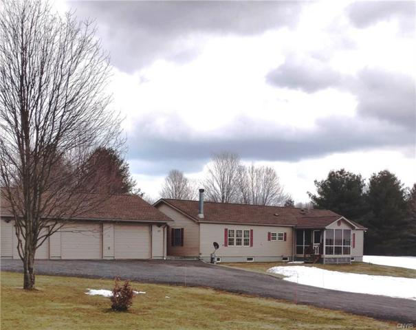 46 Craw Road, Palermo, NY 13114 (MLS #S1179204) :: BridgeView Real Estate Services