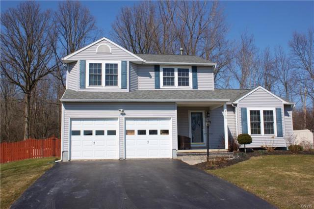 8190 Rizzo Drive, Clay, NY 13041 (MLS #S1179382) :: BridgeView Real Estate Services