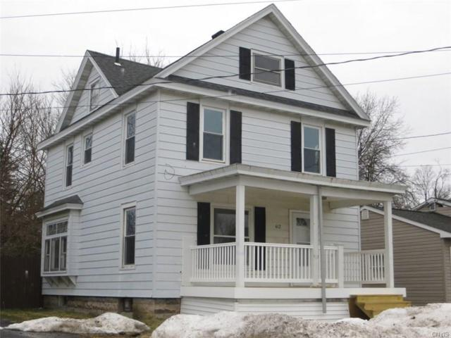 412 Leitch St, Fulton, NY 13069 (MLS #S1179664) :: Robert PiazzaPalotto Sold Team