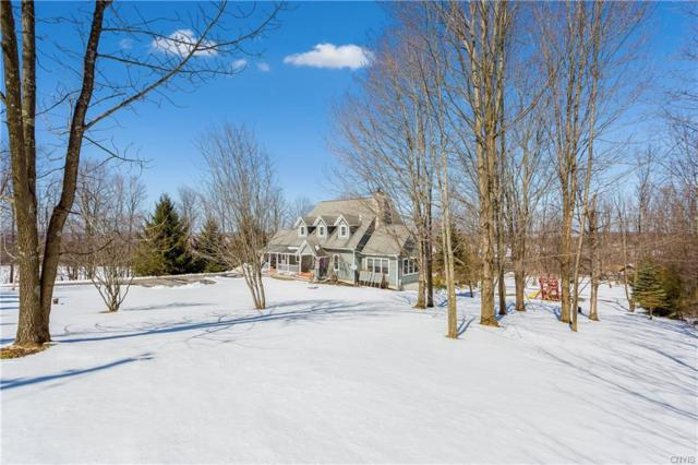 2813 Hill Road, Fenner, NY 13035 (MLS #S1179909) :: Thousand Islands Realty
