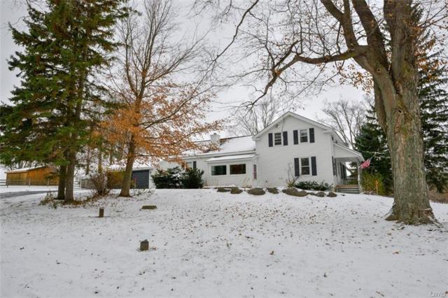 5157 Temperance Hill (Farmhouse) Road, Cazenovia, NY 13035 (MLS #S1180610) :: The Chip Hodgkins Team