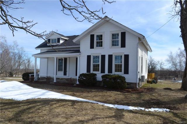 2880 Shamrock Road, Marcellus, NY 13152 (MLS #S1180981) :: BridgeView Real Estate Services