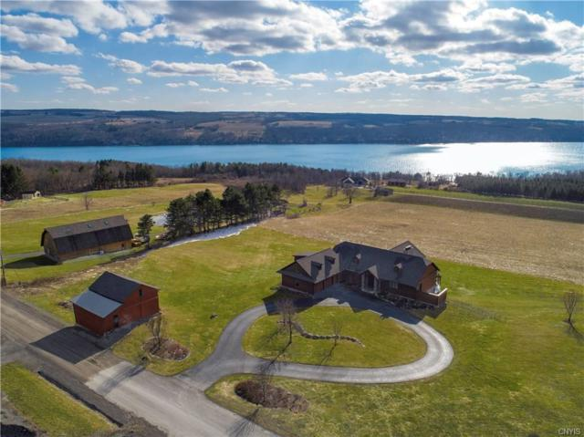 2707 Pine Grove Road, Spafford, NY 13152 (MLS #S1181765) :: The Chip Hodgkins Team