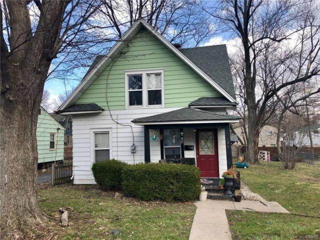 125 Pierce Street, Syracuse, NY 13205 (MLS #S1182424) :: Updegraff Group