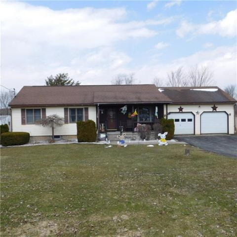 5055 State Route 5, Vernon, NY 13476 (MLS #S1182509) :: The Chip Hodgkins Team