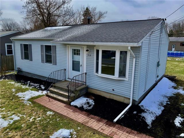 215 Blanchard Boulevard, Van Buren, NY 13209 (MLS #S1182589) :: BridgeView Real Estate Services