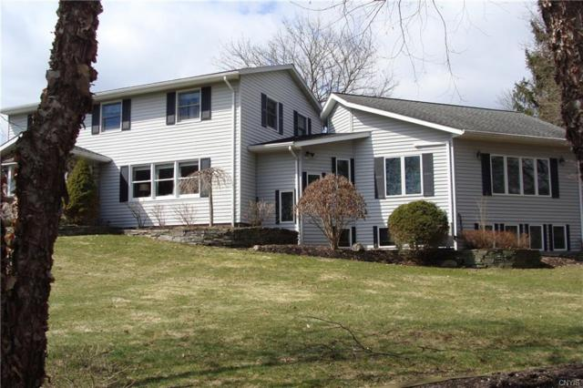 4011 Collegeview Drive, Cortlandville, NY 13045 (MLS #S1182754) :: Robert PiazzaPalotto Sold Team