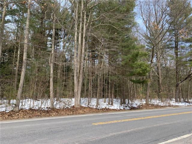 Lot 1 & 2 Nys Route 49, Vienna, NY 13123 (MLS #S1182865) :: Thousand Islands Realty