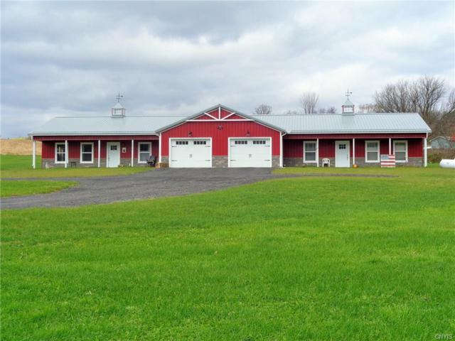 1601 Lighthouse Hill Rd Road, Cortlandville, NY 13077 (MLS #S1182878) :: Thousand Islands Realty