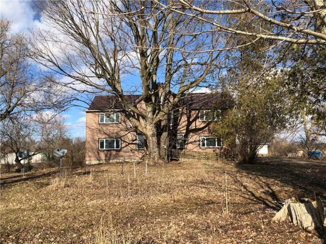 464 Peabody Road, Gouverneur, NY 13642 (MLS #S1182914) :: Robert PiazzaPalotto Sold Team