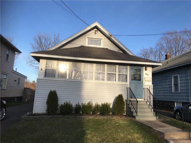 465 Stafford Avenue, Syracuse, NY 13206 (MLS #S1183357) :: BridgeView Real Estate Services