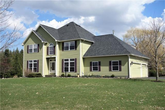 4330 Trout Lily Lane, Pompey, NY 13104 (MLS #S1184306) :: The Chip Hodgkins Team