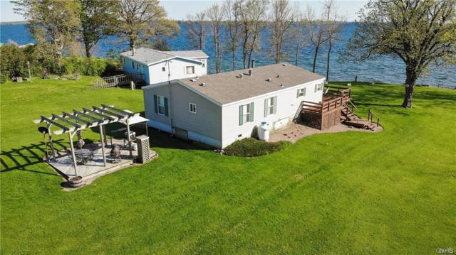 2126 Rod Smith Lane, Cape Vincent, NY 13618 (MLS #S1184741) :: Robert PiazzaPalotto Sold Team