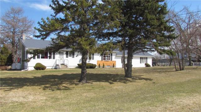 8212 State Route 26, Lowville, NY 13367 (MLS #S1184867) :: BridgeView Real Estate Services