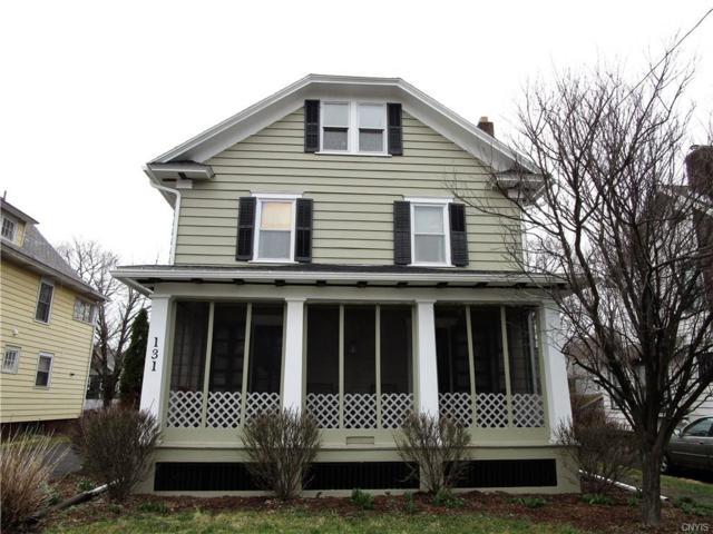 131 Fellows Avenue, Syracuse, NY 13210 (MLS #S1185065) :: Thousand Islands Realty