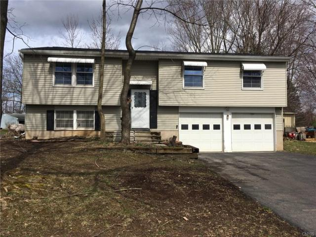 8321 Redwing Drive, Clay, NY 13090 (MLS #S1185208) :: Robert PiazzaPalotto Sold Team