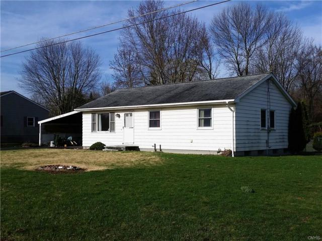 715 State Route 34, Hannibal, NY 13074 (MLS #S1185275) :: Robert PiazzaPalotto Sold Team