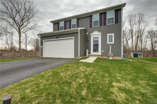 409 Tuscany Lane, Van Buren, NY 13027 (MLS #S1185413) :: BridgeView Real Estate Services