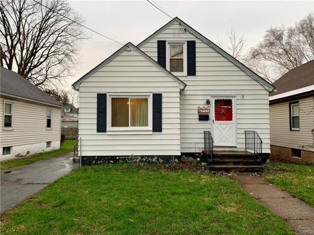 235 N Midler Avenue, Syracuse, NY 13206 (MLS #S1185566) :: Robert PiazzaPalotto Sold Team