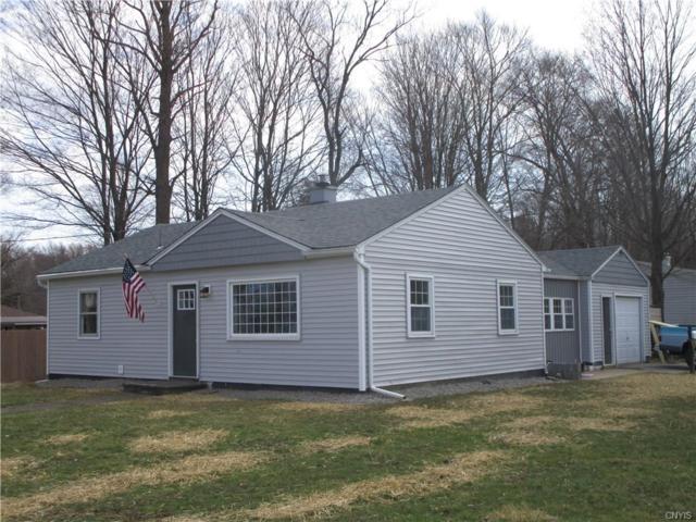1 Pinecrest Road, New Hartford, NY 13413 (MLS #S1185685) :: Robert PiazzaPalotto Sold Team