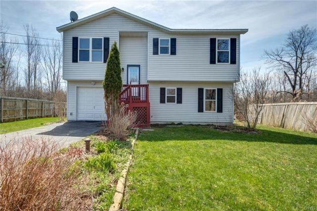 221 Dutton Avenue, Onondaga, NY 13120 (MLS #S1186022) :: Robert PiazzaPalotto Sold Team