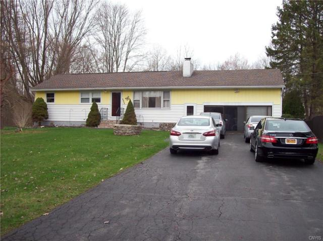 7167 Fremont Road, Manlius, NY 13057 (MLS #S1186690) :: Robert PiazzaPalotto Sold Team