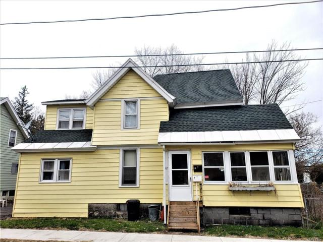 112 Maurice Avenue, Syracuse, NY 13207 (MLS #S1186763) :: Robert PiazzaPalotto Sold Team
