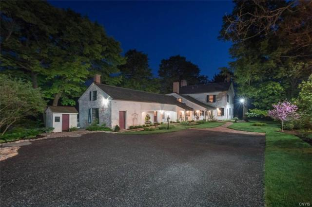 4065 Pompey Hollow Road, Pompey, NY 13035 (MLS #S1186778) :: The Chip Hodgkins Team
