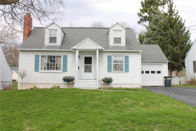 416 Fay Road, Geddes, NY 13219 (MLS #S1187529) :: The Rich McCarron Team