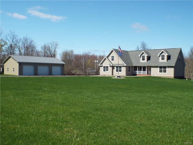 187 Chestnut St., Schroeppel, NY 13135 (MLS #S1187583) :: Robert PiazzaPalotto Sold Team