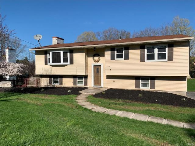 5314 Terry Road, Onondaga, NY 13219 (MLS #S1187641) :: Robert PiazzaPalotto Sold Team