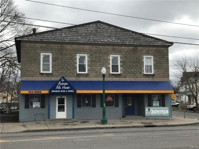 288 Genesee Street, Auburn, NY 13021 (MLS #S1187948) :: Robert PiazzaPalotto Sold Team