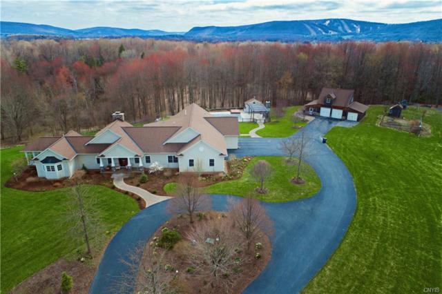 5540 State Route 80, Tully, NY 13159 (MLS #S1188602) :: Thousand Islands Realty