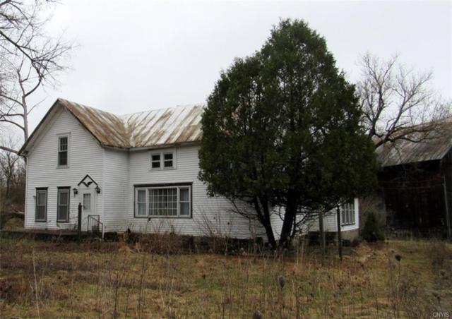 102 Lashure Road, Gouverneur, NY 13642 (MLS #S1188635) :: The Glenn Advantage Team at Howard Hanna Real Estate Services