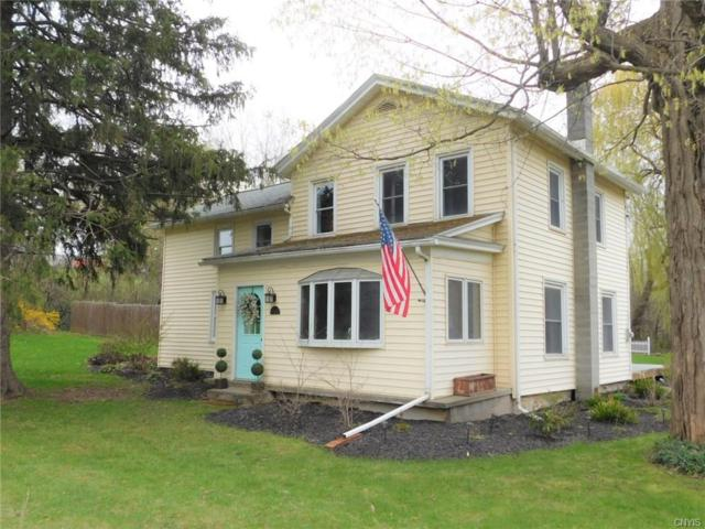 3500 Franklin Street Road, Sennett, NY 13021 (MLS #S1189401) :: The Glenn Advantage Team at Howard Hanna Real Estate Services
