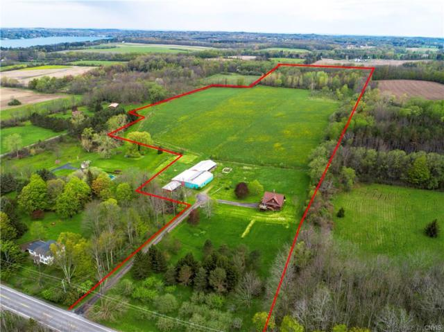 1677 Coon Hill Road, Skaneateles, NY 13152 (MLS #S1189528) :: The Chip Hodgkins Team