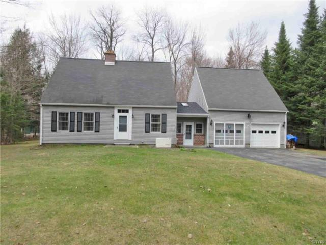 329 Buck Lane, Forestport, NY 13338 (MLS #S1190146) :: Thousand Islands Realty