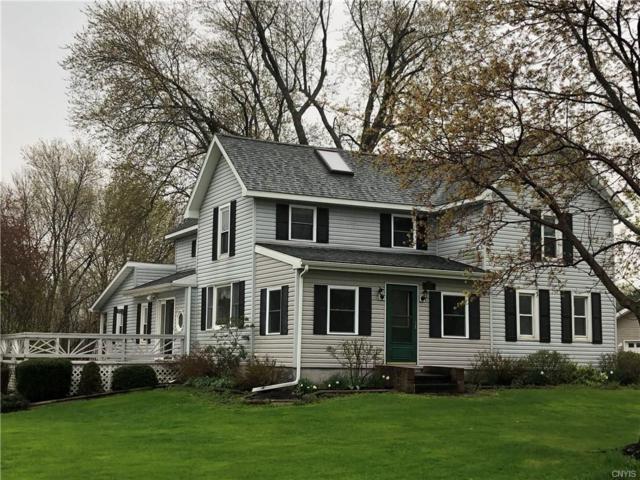 5820 Middle Road, Stockbridge, NY 13409 (MLS #S1190332) :: The Glenn Advantage Team at Howard Hanna Real Estate Services