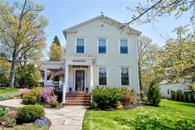 34 State Street, Skaneateles, NY 13152 (MLS #S1191376) :: MyTown Realty