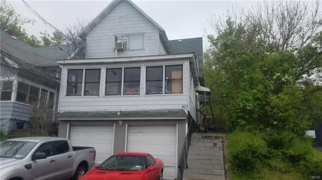 807 Hawley Avenue, Syracuse, NY 13203 (MLS #S1192515) :: Robert PiazzaPalotto Sold Team